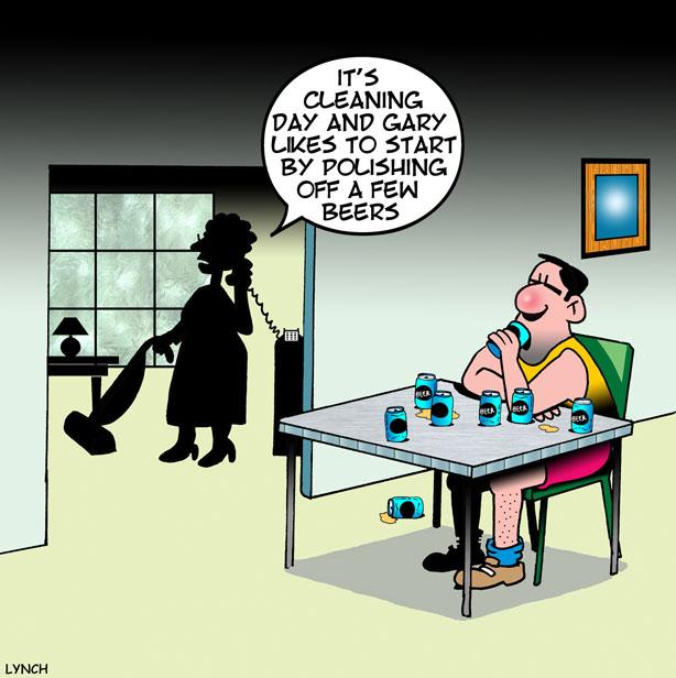 Cartoons A Plenty
