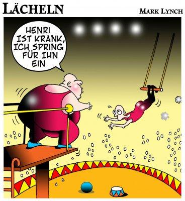 Cartoons Deutsch