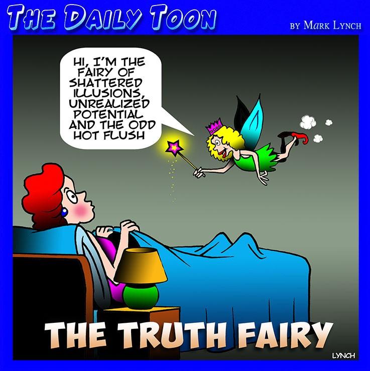 Fairy Godmother cartoon