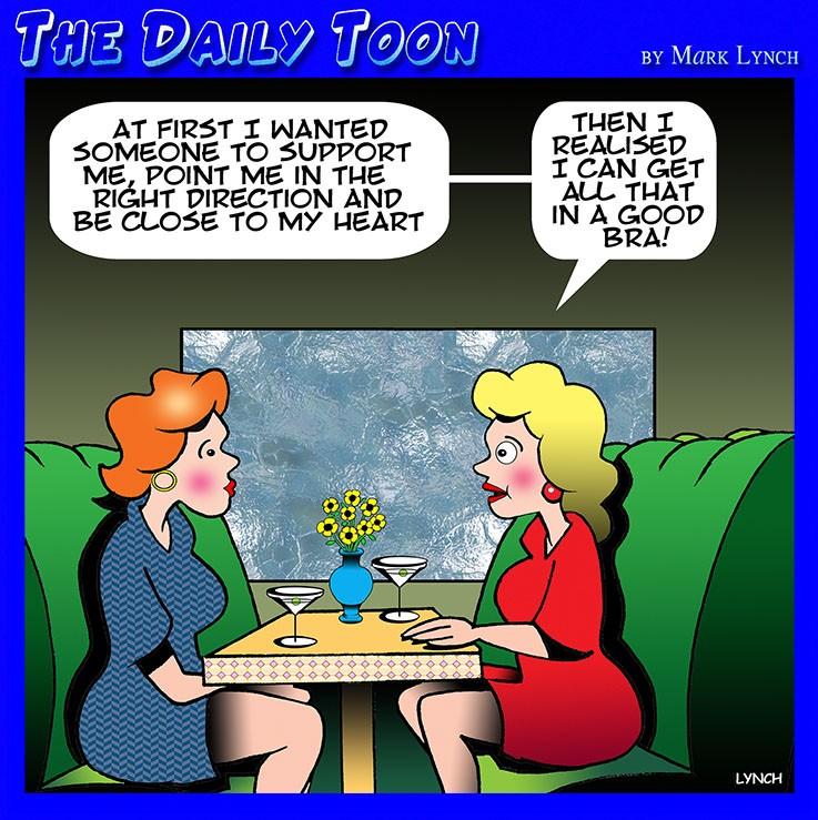 Boobs cartoon