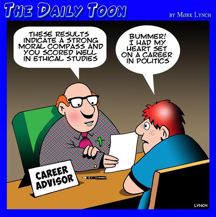 Career in politics