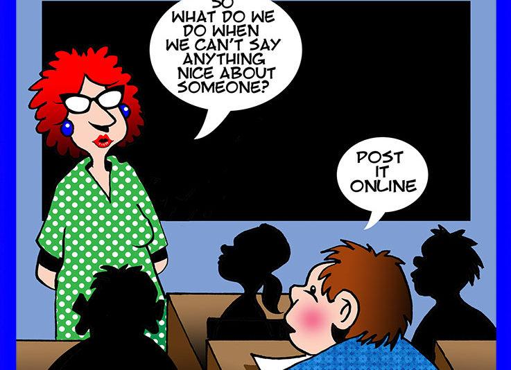 Trolls cartoon