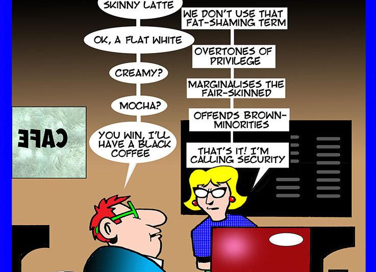 PC cartoon