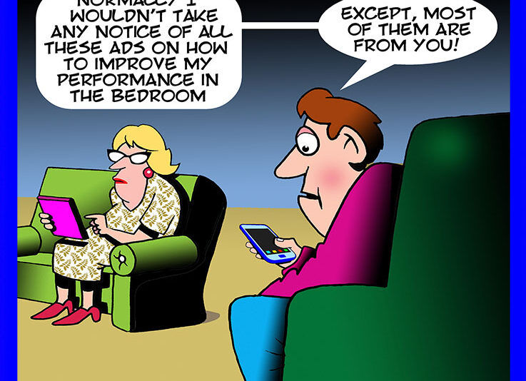 Improve sexual performance cartoon