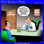 Trip advisor cartoon