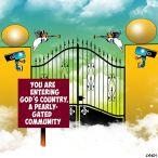 God's country cartoon