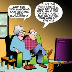 Man regrets marriage cartoon