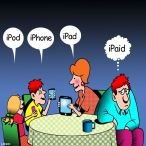 Expensive technology cartoon