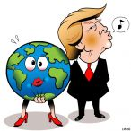 Donald Trump grope
