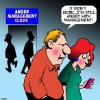 Management cartoon