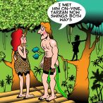 Tarzan cartoon