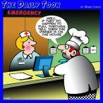 Food poisoning cartoon