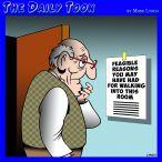 Ageing cartoon