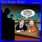 Liars cartoon