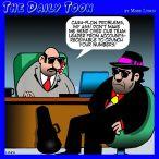 Accounts receivable cartoon