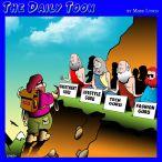 Financial adviser cartoon