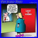 Lost years cartoon