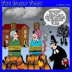 Salem Mass. cartoon