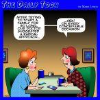 Family planning cartoon