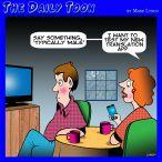 Apps cartoon